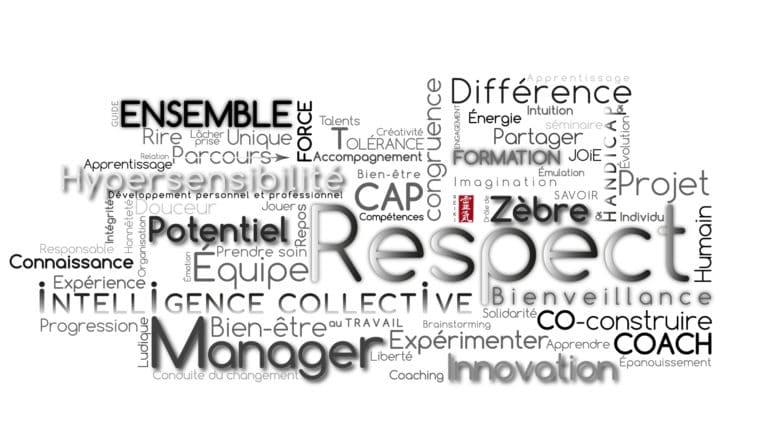 infographie mots cles cap bien etre attitude n management 768x432